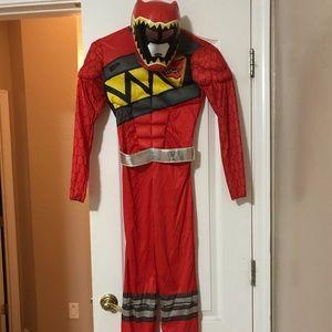 Power Rangers Dino Charge costume